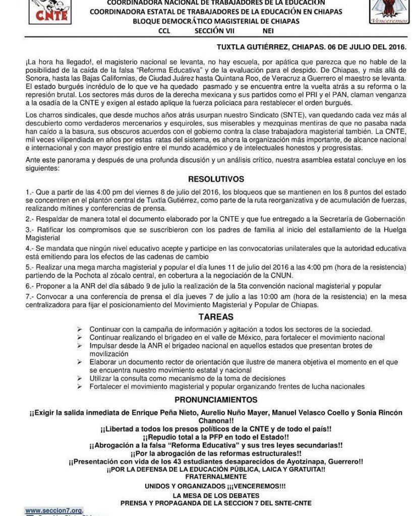 Noticias Chiapas